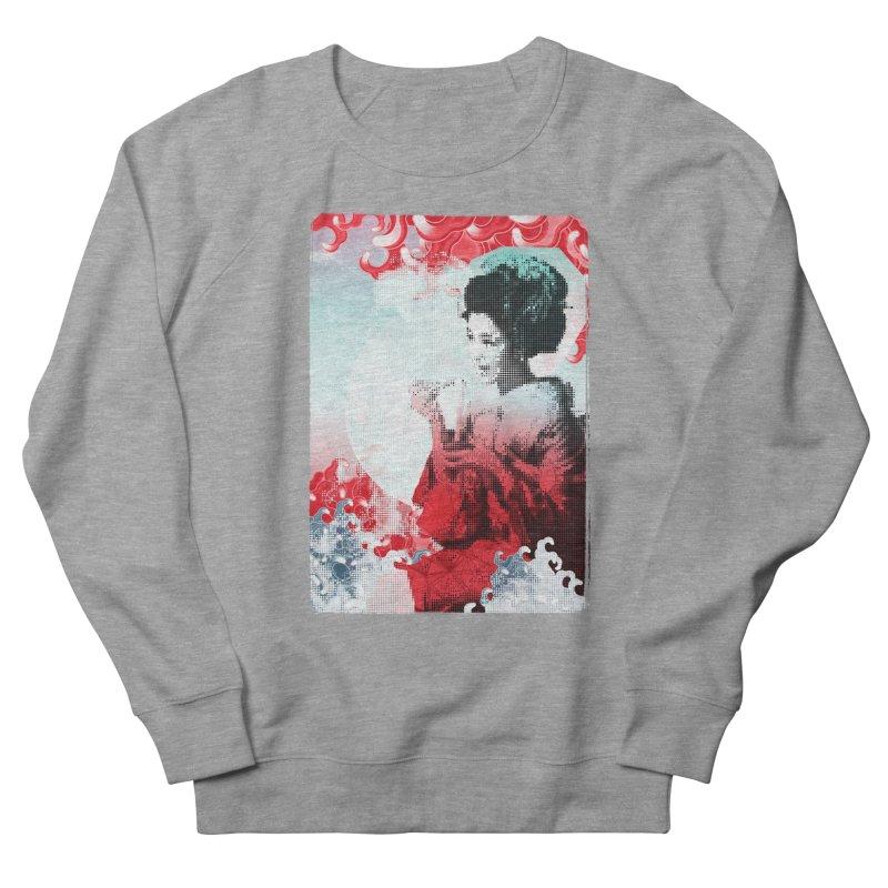 Geisha 1 Women's Sweatshirt by dgeph's artist shop