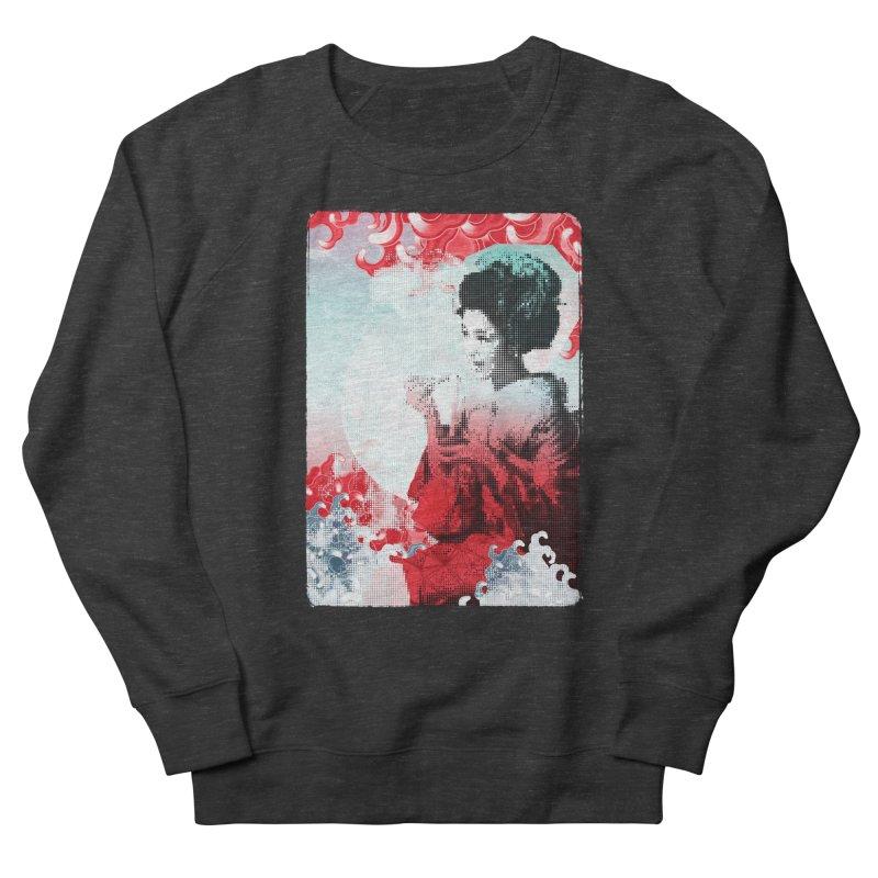 Geisha 1 Men's Sweatshirt by dgeph's artist shop