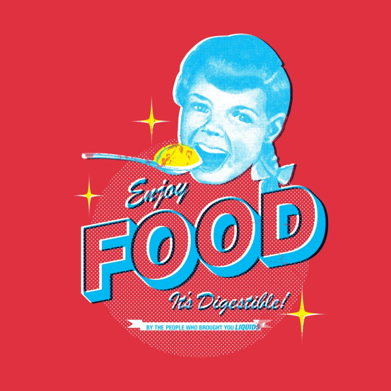 FOOD Men's Triblend T-shirt by dgeph's artist shop