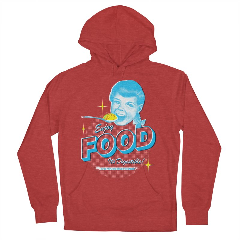 FOOD Men's Pullover Hoody by dgeph's artist shop