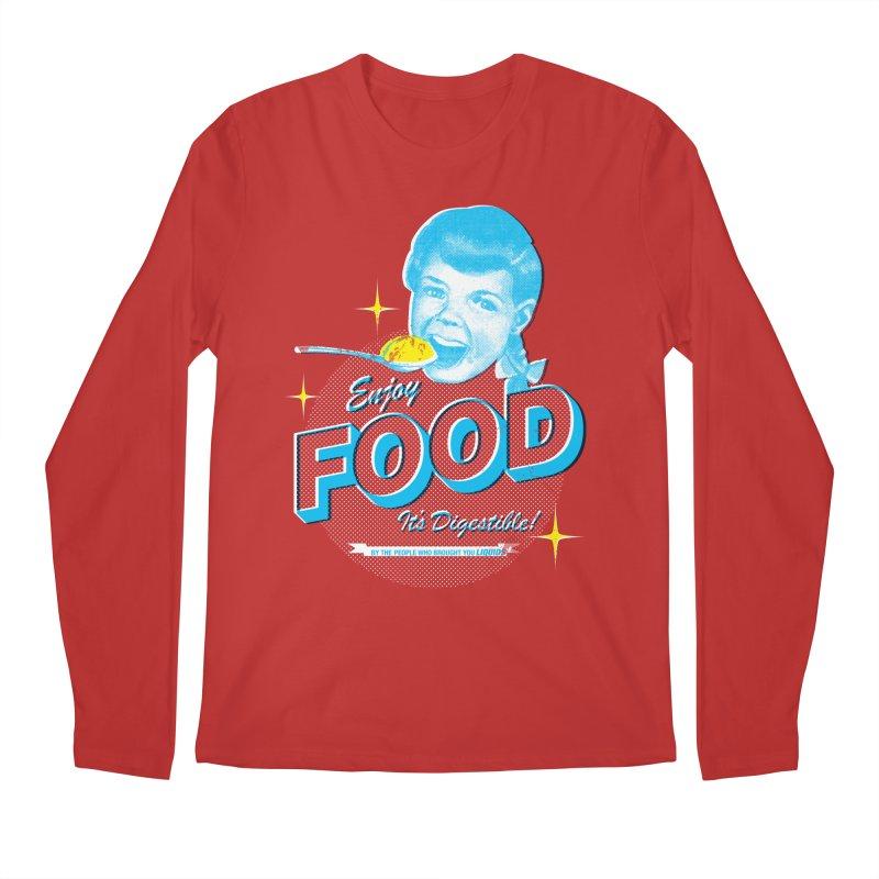 FOOD Men's Longsleeve T-Shirt by dgeph's artist shop