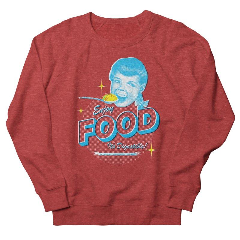 FOOD Men's Sweatshirt by dgeph's artist shop