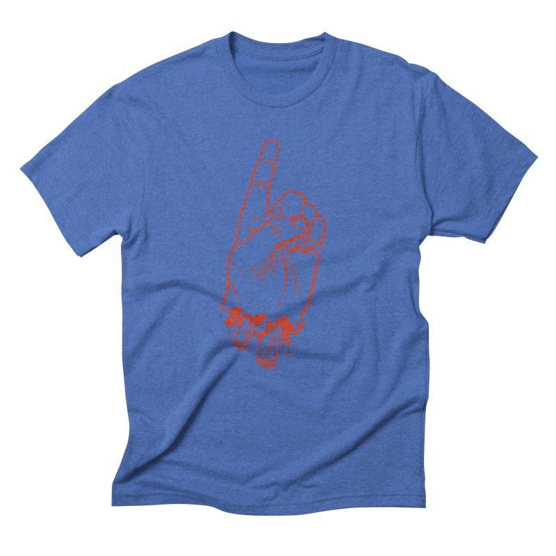 MANSLAIN Men's T-Shirt by Dustin Harbin's Sweet T's!