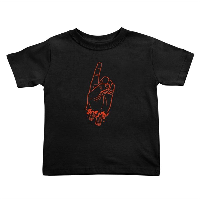 MANSLAIN Kids Toddler T-Shirt by Dustin Harbin's Sweet T's!