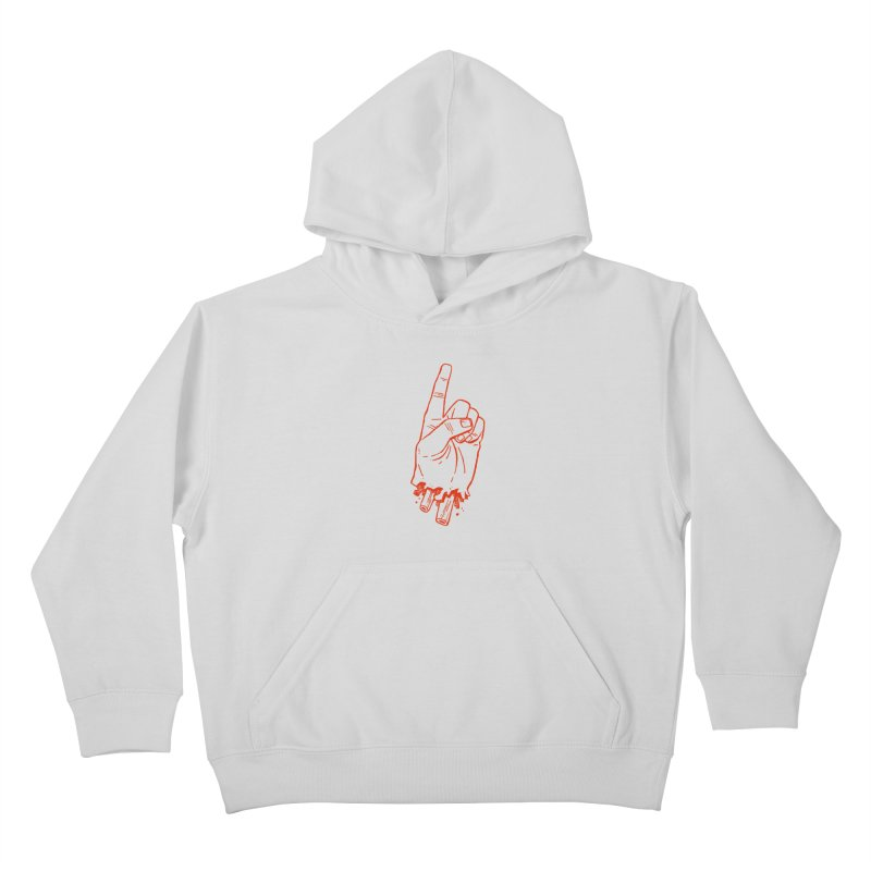 MANSLAIN Kids Pullover Hoody by Dustin Harbin's Sweet T's!