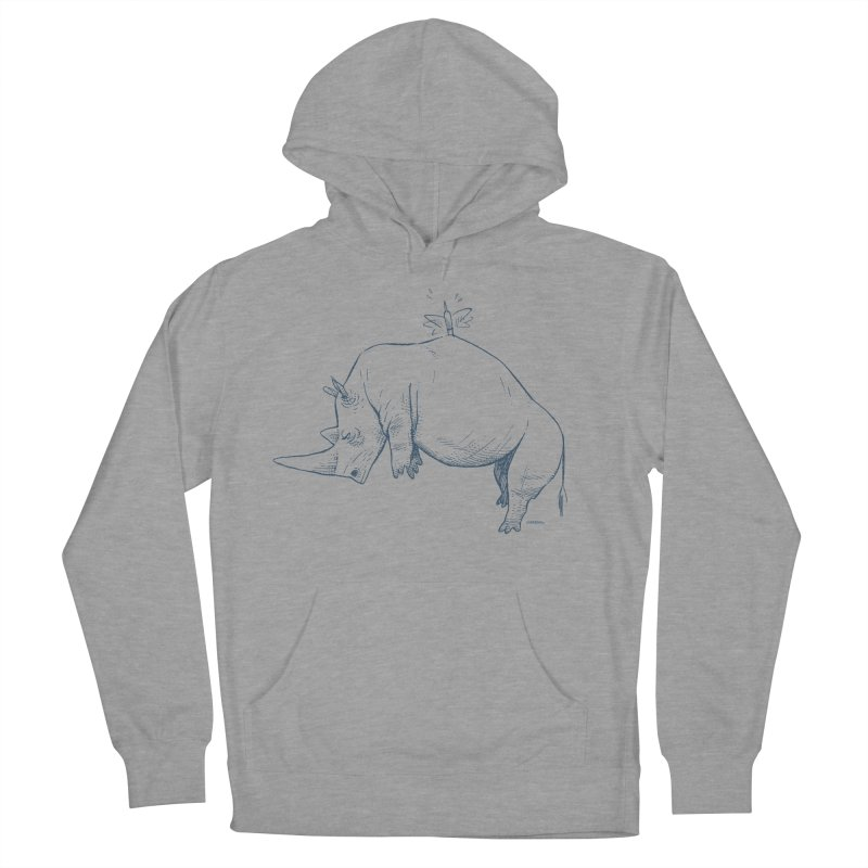 HANG IN THERE!! Men's Pullover Hoody by Dustin Harbin's Sweet T's!