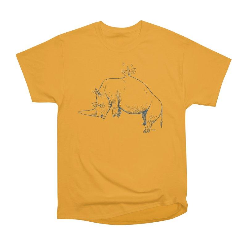 HANG IN THERE!! Women's Heavyweight Unisex T-Shirt by Dustin Harbin's Sweet T's!