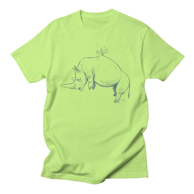 HANG IN THERE!! Men's Regular T-Shirt by Dustin Harbin's Sweet T's!