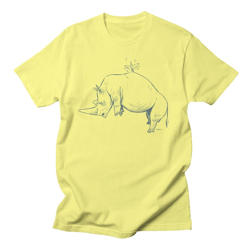 HANG IN THERE!! Women's Regular Unisex T-Shirt by Dustin Harbin's Sweet T's!