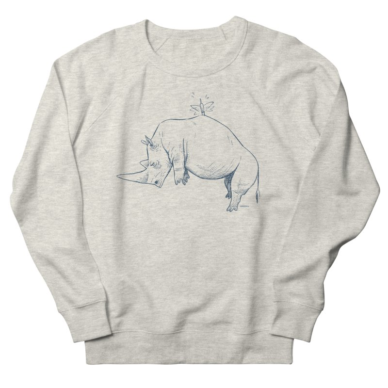 HANG IN THERE!! Men's Sweatshirt by Dustin Harbin's Sweet T's!