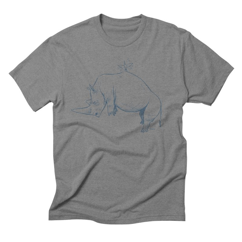 HANG IN THERE!! Men's Triblend T-Shirt by Dustin Harbin's Sweet T's!