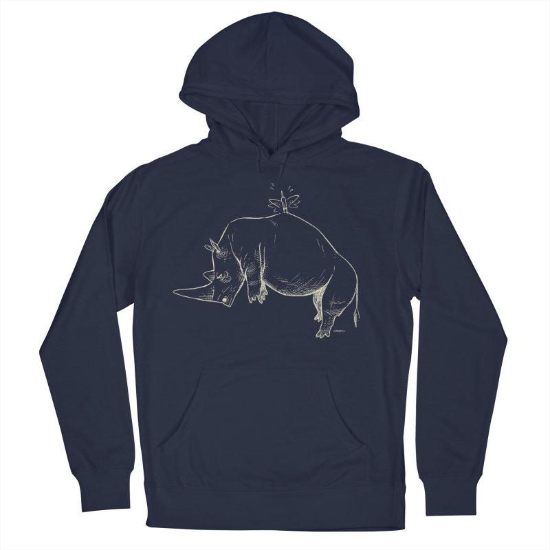 HANG IN THERE!! (light-on-dark design) Women's Pullover Hoody by Dustin Harbin's Sweet T's!