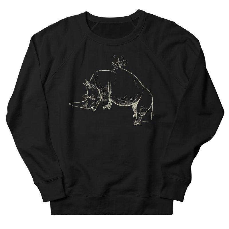 HANG IN THERE!! (light-on-dark design) Women's Sweatshirt by Dustin Harbin's Sweet T's!