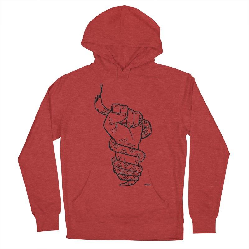 RESIST! Men's Pullover Hoody by Dustin Harbin's Sweet T's!