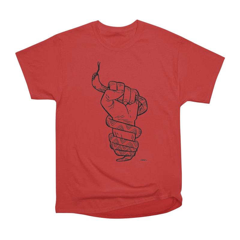 RESIST! Men's Heavyweight T-Shirt by Dustin Harbin's Sweet T's!