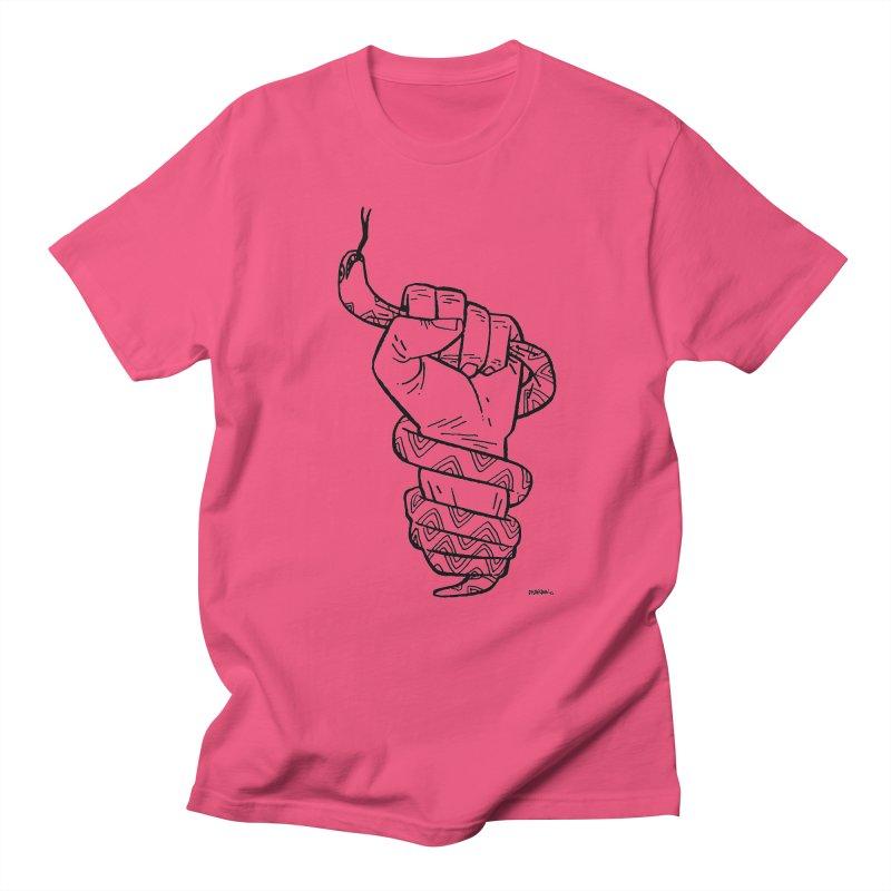 RESIST! Men's Regular T-Shirt by Dustin Harbin's Sweet T's!