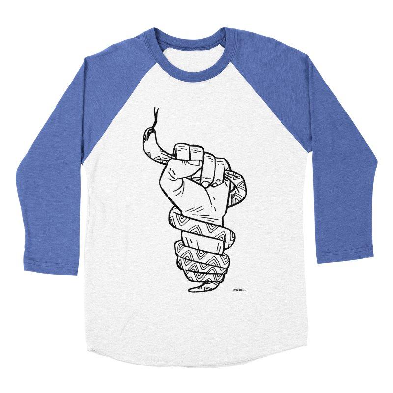 RESIST! Women's Baseball Triblend Longsleeve T-Shirt by Dustin Harbin's Sweet T's!