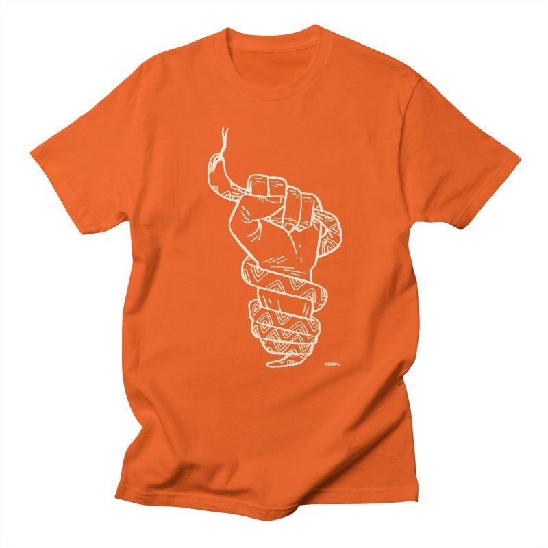 RESIST! (light color) Men's Regular T-Shirt by Dustin Harbin's Sweet T's!