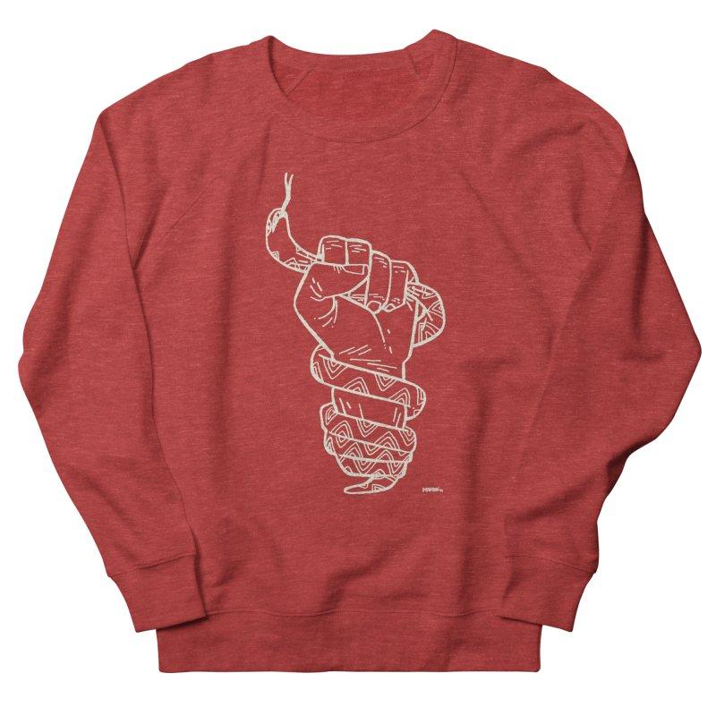 RESIST! (light color) Men's Sweatshirt by Dustin Harbin's Sweet T's!