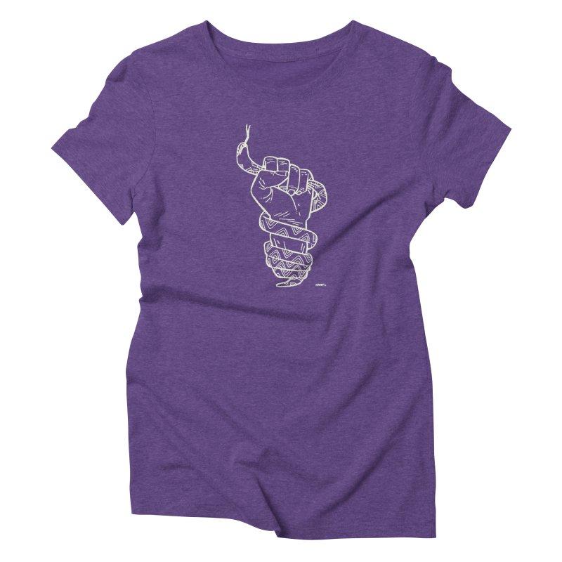 RESIST! (light color) Women's T-Shirt by Dustin Harbin's Sweet T's!
