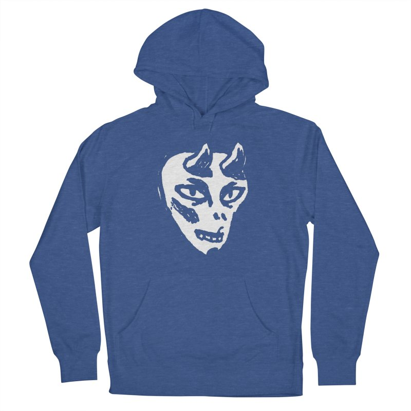 PATIENCE. Men's French Terry Pullover Hoody by Dustin Harbin's Sweet T's!