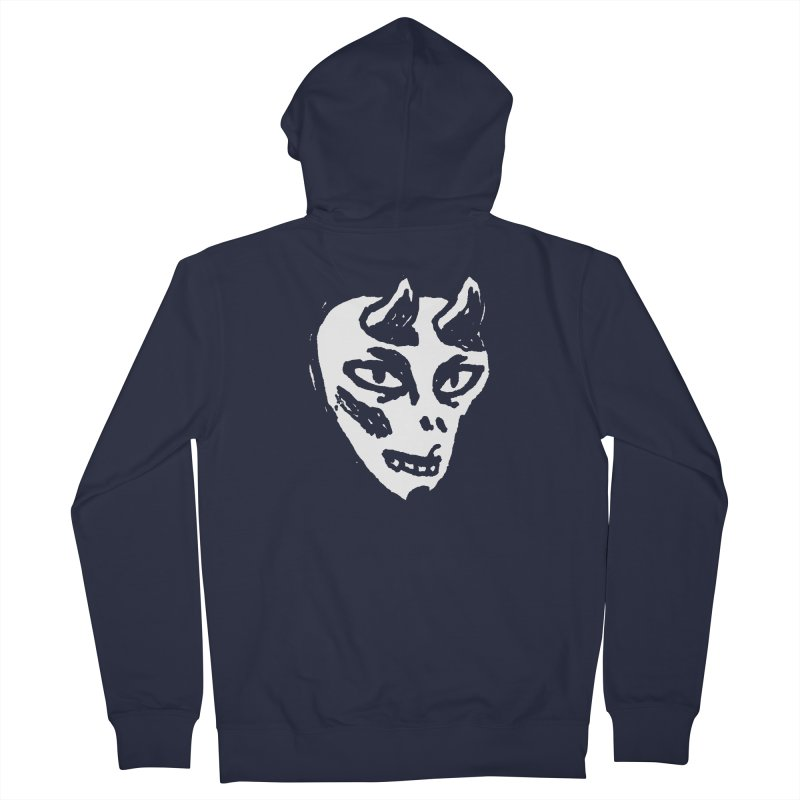 PATIENCE. Men's Zip-Up Hoody by Dustin Harbin's Sweet T's!