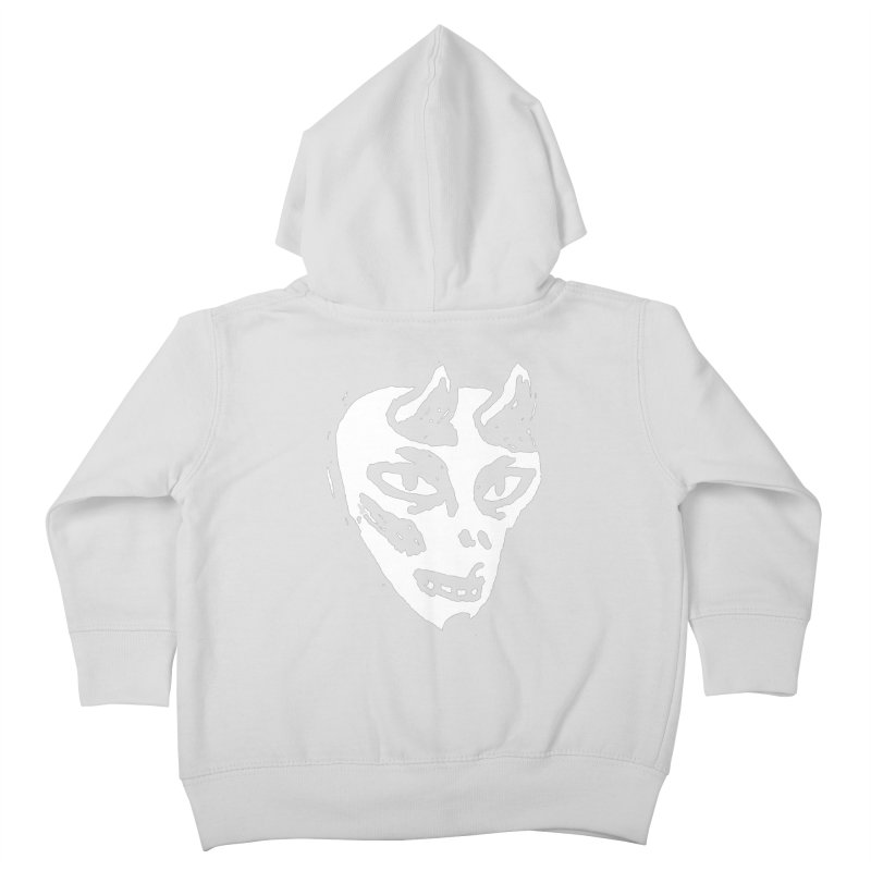 PATIENCE. Kids Toddler Zip-Up Hoody by Dustin Harbin's Sweet T's!
