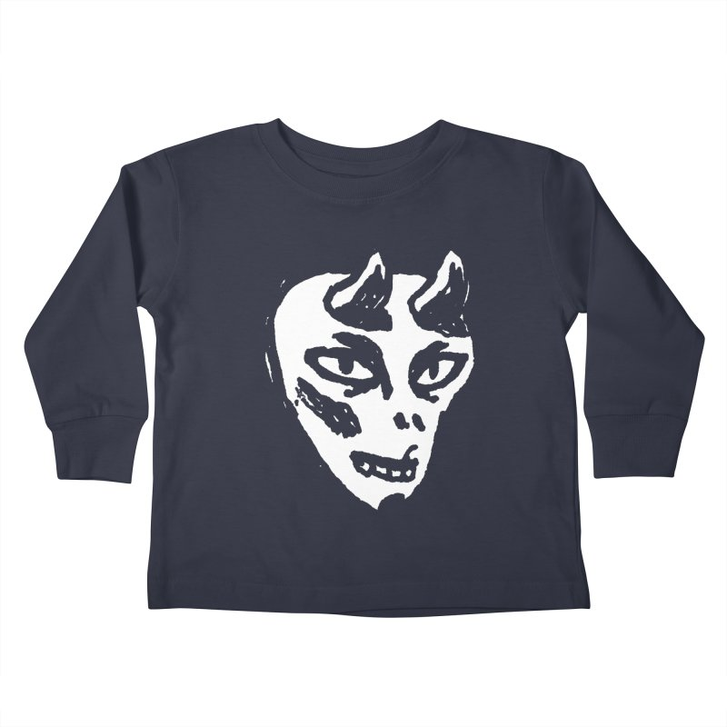 PATIENCE. Kids Toddler Longsleeve T-Shirt by Dustin Harbin's Sweet T's!