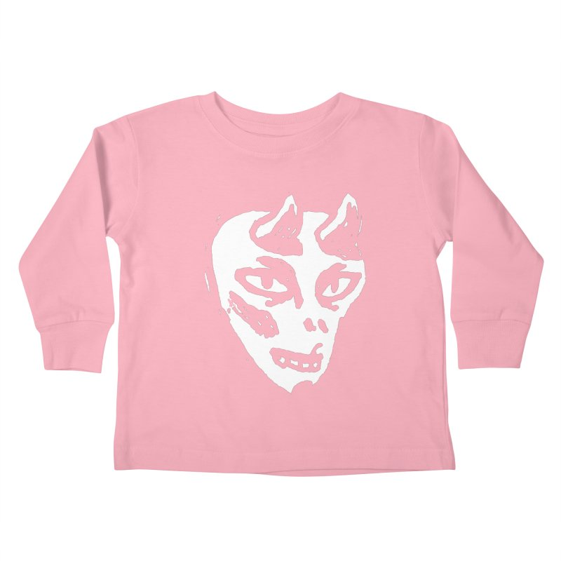 PATIENCE. Kids Toddler Longsleeve T-Shirt by Dustin Harbin's Sweet T's!