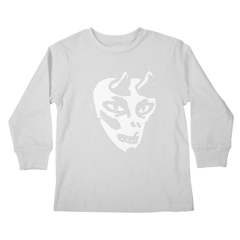 PATIENCE. Kids Longsleeve T-Shirt by Dustin Harbin's Sweet T's!