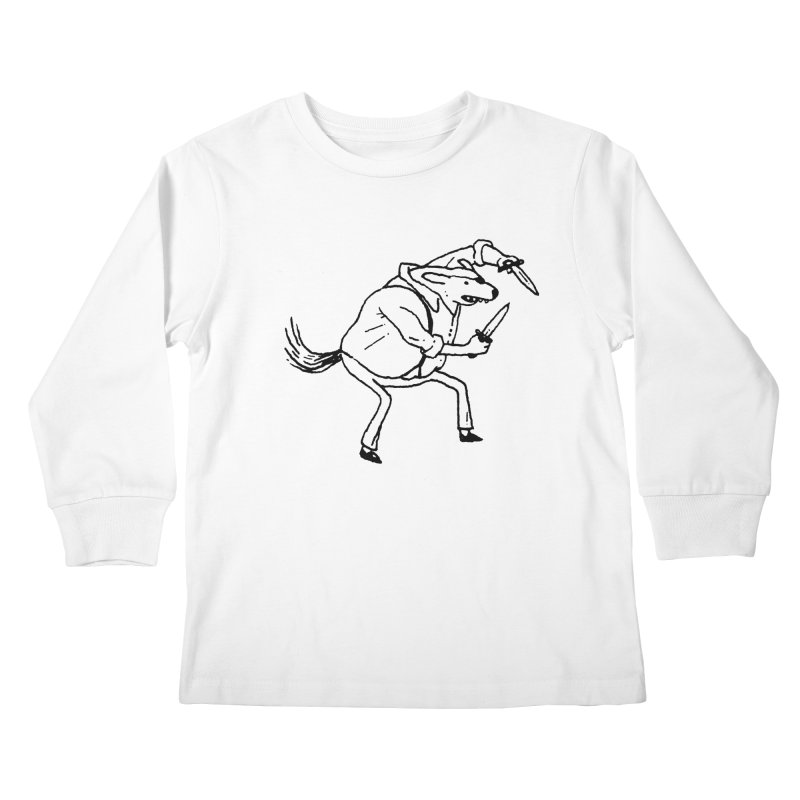 BEWARE OF DOG   by Dustin Harbin's Sweet T's!
