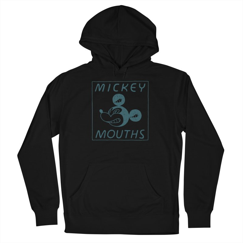 MICKEY MOUTHS Women's Pullover Hoody by Dustin Harbin's Sweet T's!