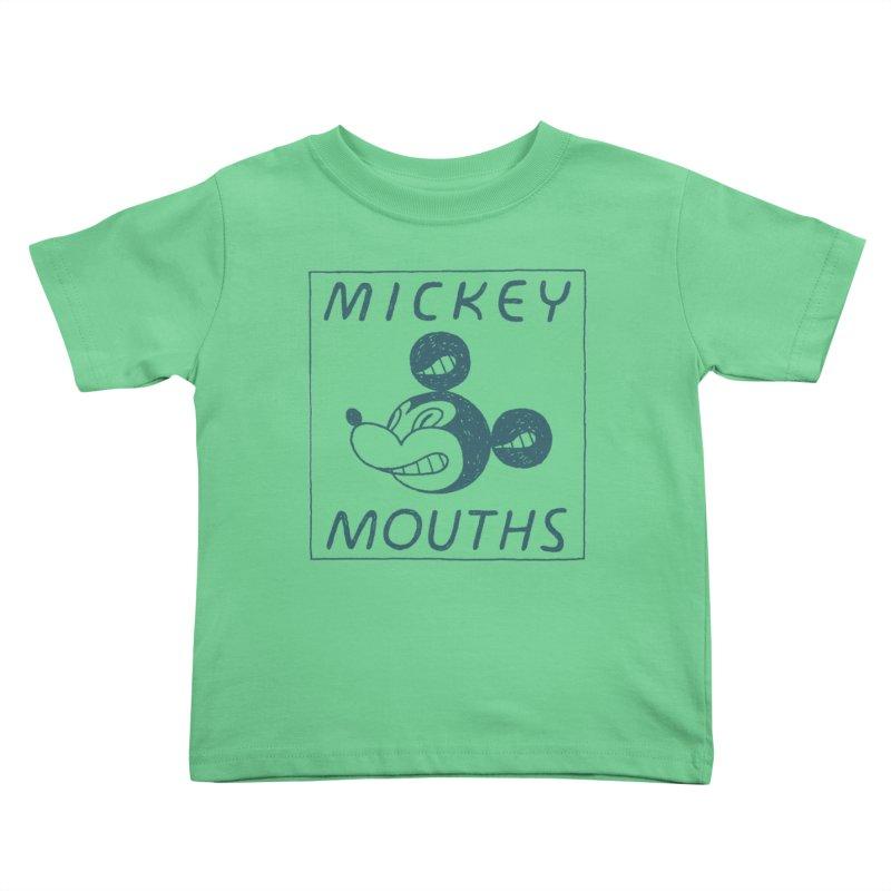 MICKEY MOUTHS   by Dustin Harbin's Sweet T's!