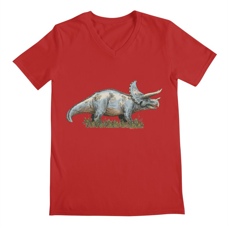 BEHOLD! THE TRICERATOPS!   by Dustin Harbin's Sweet T's!