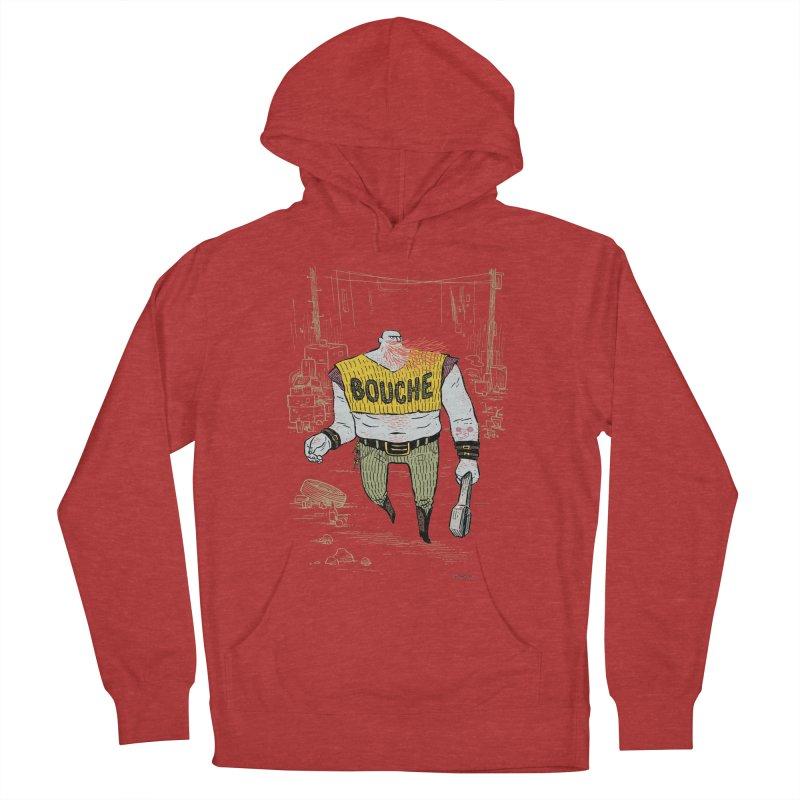 LA BOUCHE! Men's Pullover Hoody by Dustin Harbin's Sweet T's!