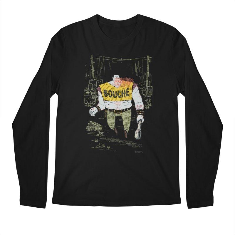 LA BOUCHE! Men's Regular Longsleeve T-Shirt by Dustin Harbin's Sweet T's!