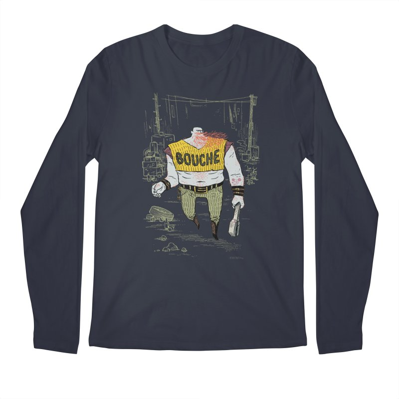 LA BOUCHE! Men's Regular Longsleeve T-Shirt by Dustin Harbin's Sweet T's!
