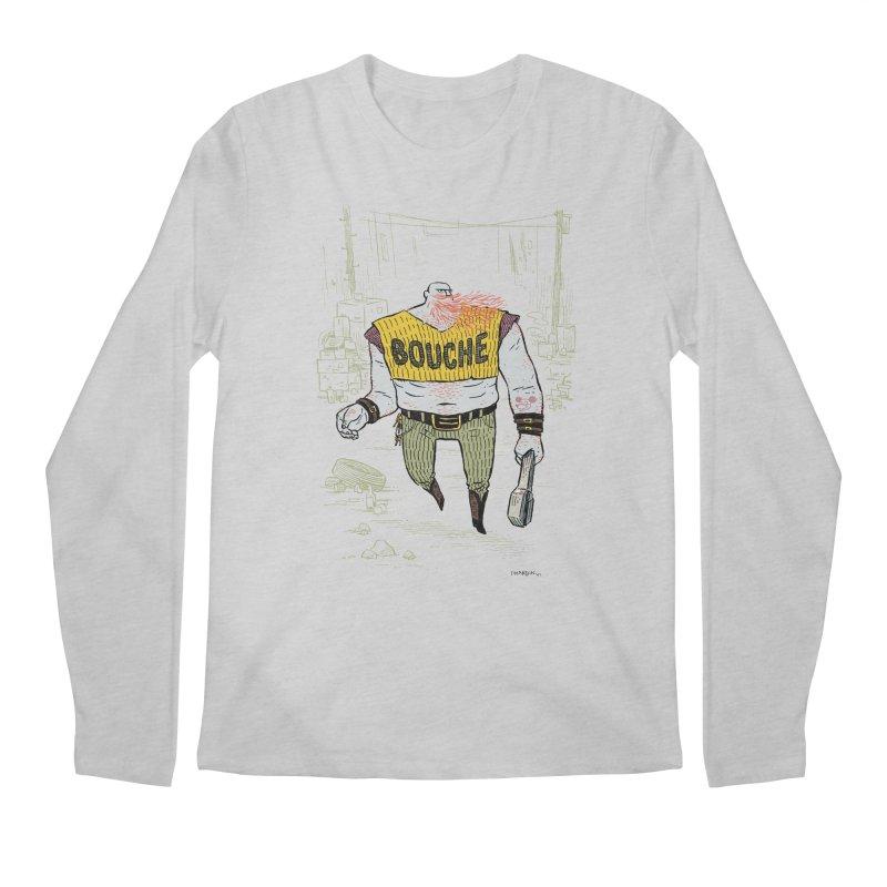 LA BOUCHE! Men's Longsleeve T-Shirt by Dustin Harbin's Sweet T's!