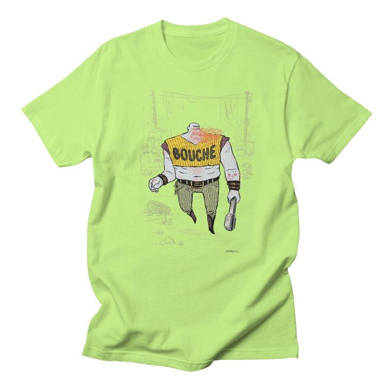 LA BOUCHE! Men's Regular T-Shirt by Dustin Harbin's Sweet T's!
