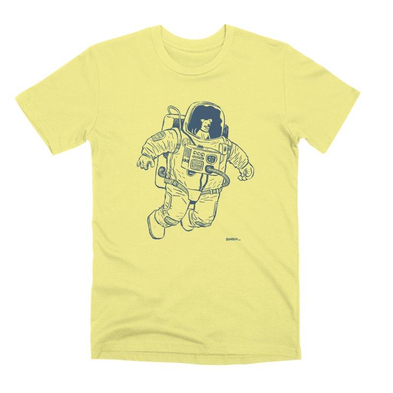 DOG STAR Men's T-Shirt by Dustin Harbin's Sweet T's!