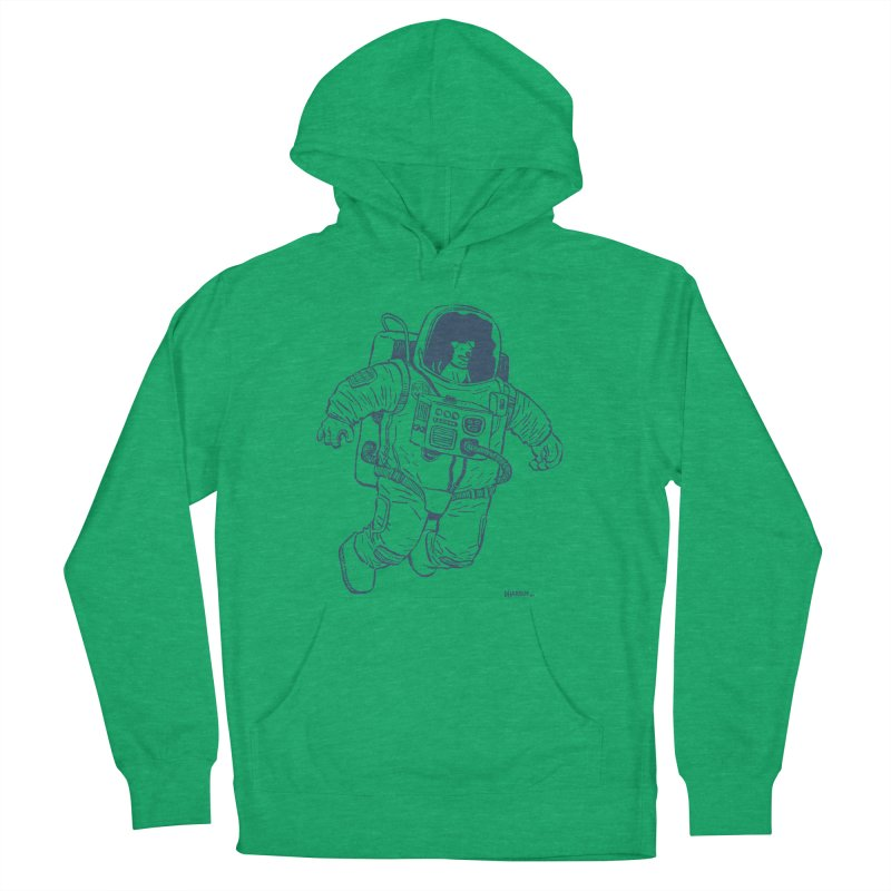 DOG STAR Men's French Terry Pullover Hoody by Dustin Harbin's Sweet T's!