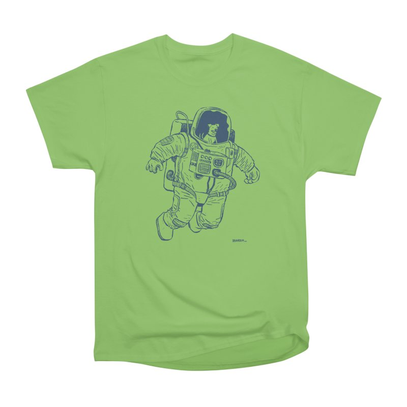 DOG STAR Men's Heavyweight T-Shirt by Dustin Harbin's Sweet T's!