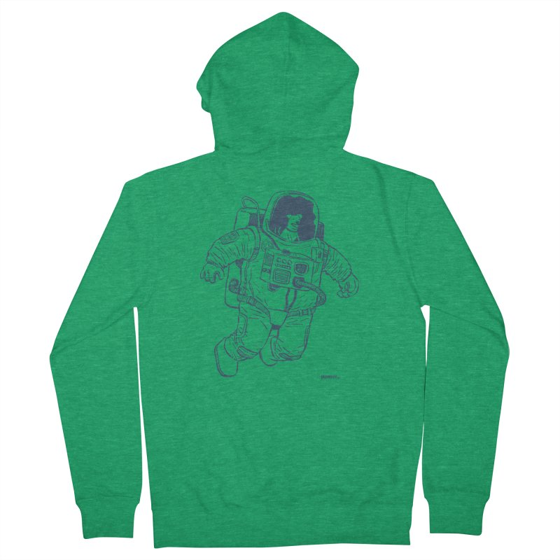 DOG STAR Men's French Terry Zip-Up Hoody by Dustin Harbin's Sweet T's!