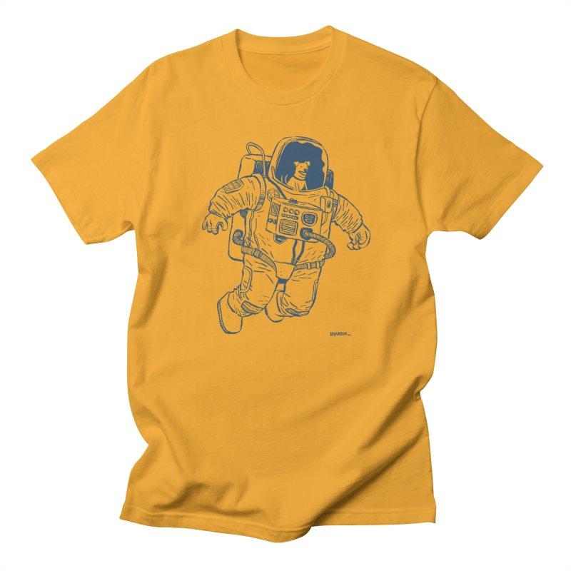 DOG STAR Men's Regular T-Shirt by Dustin Harbin's Sweet T's!