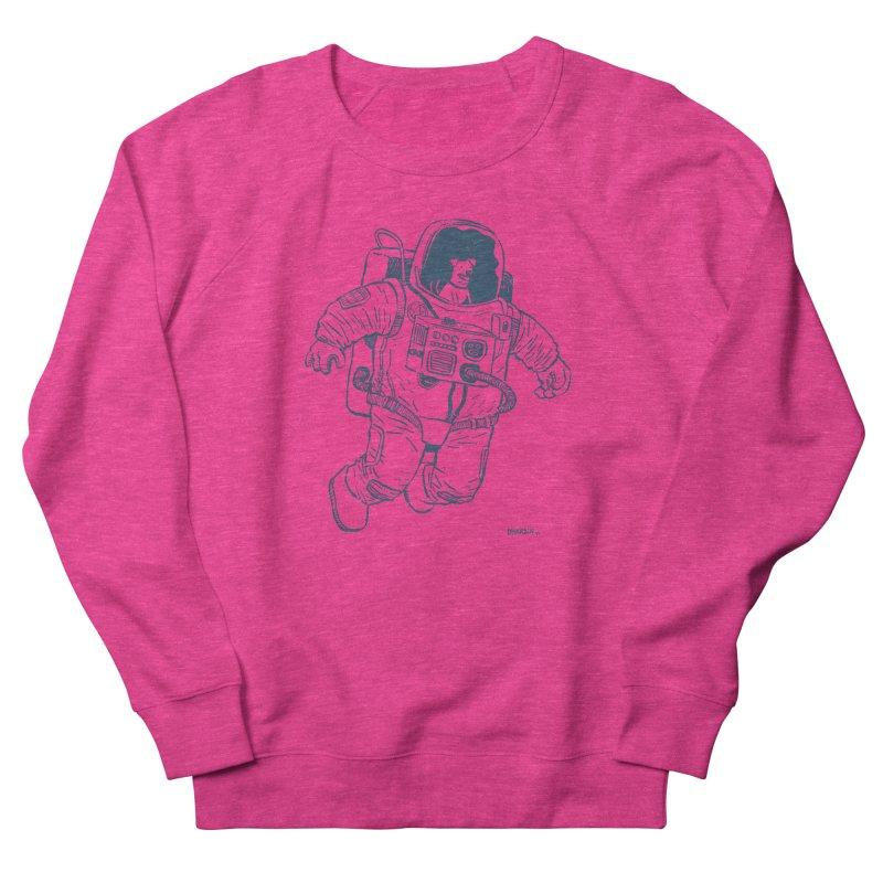 DOG STAR Men's French Terry Sweatshirt by Dustin Harbin's Sweet T's!