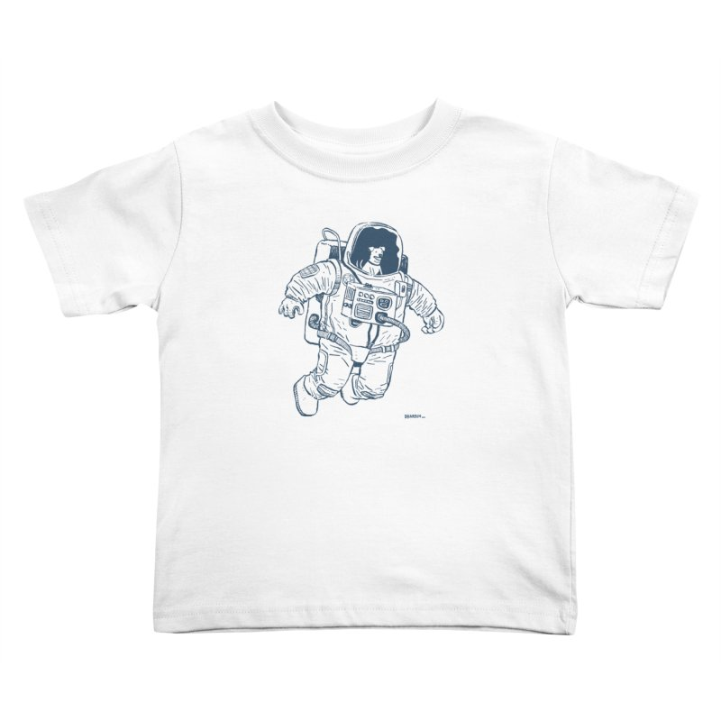 DOG STAR Kids Toddler T-Shirt by Dustin Harbin's Sweet T's!