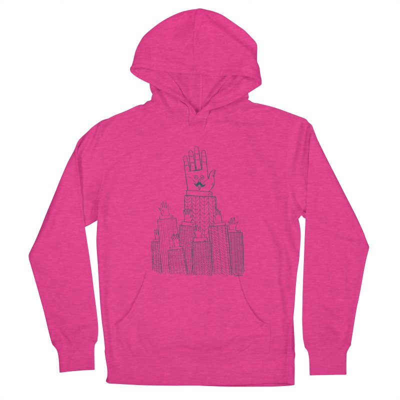 I'M HERE!! (For Light Shirts) Women's Pullover Hoody by Dustin Harbin's Sweet T's!