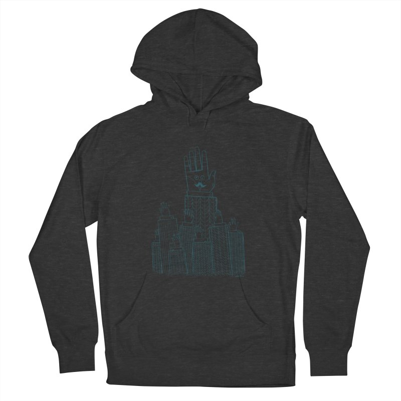 I'M HERE!! (For Light Shirts) Men's Pullover Hoody by Dustin Harbin's Sweet T's!