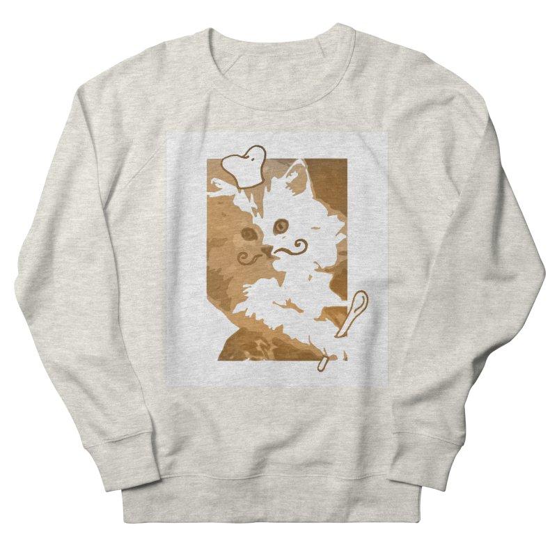 The cook cat Women's Sweatshirt by dharry's Artist Shop