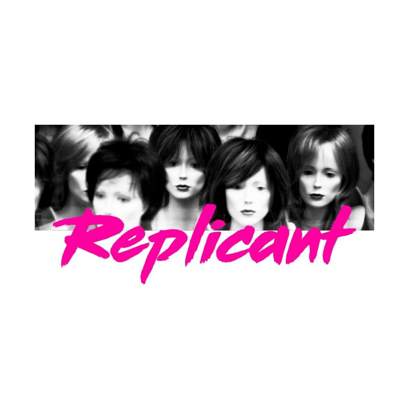 Replicant #1 Men's V-Neck by Dia Lacina